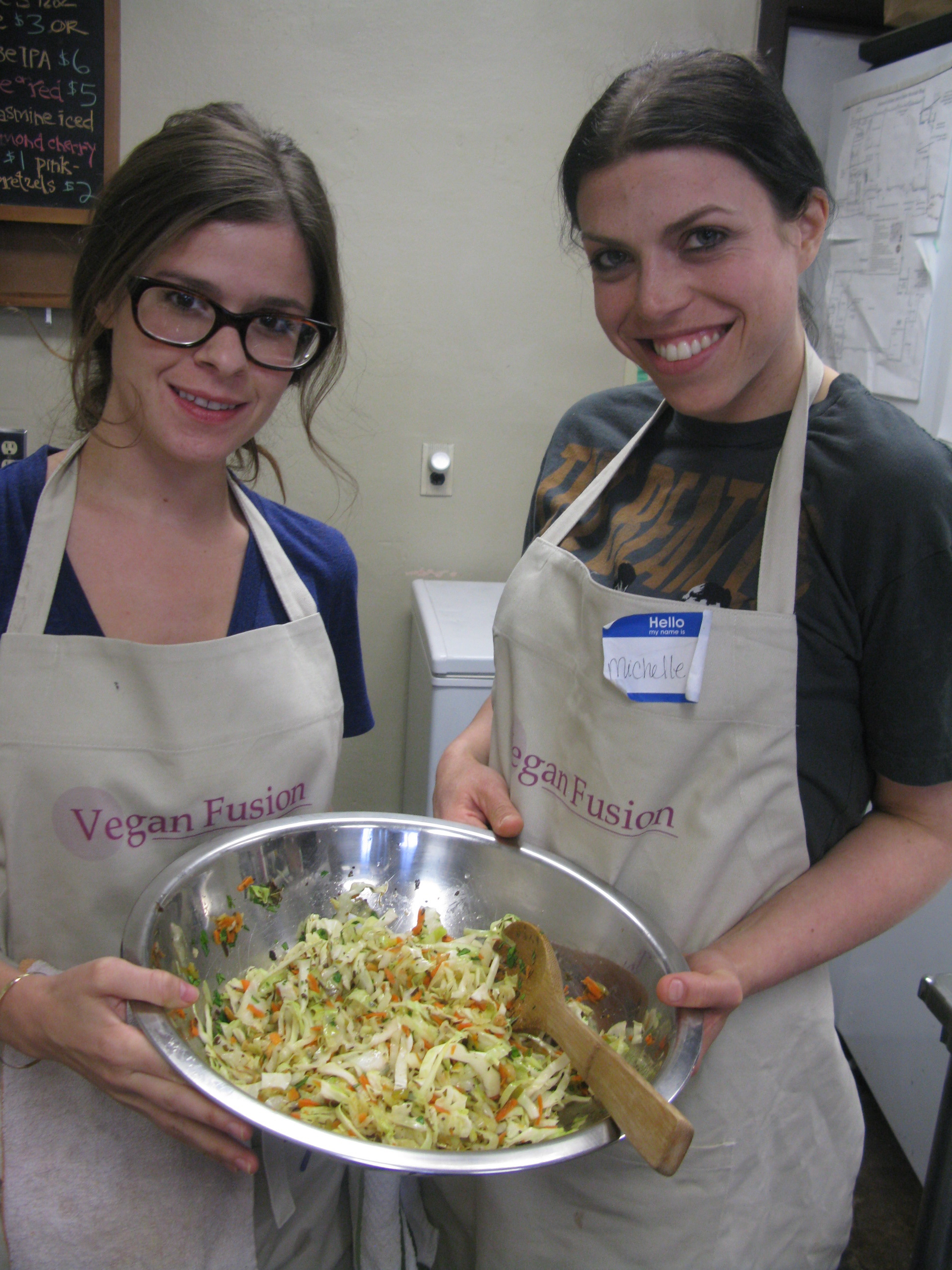 vegan recipes vegan workshop vegan cooking classes portland oregon